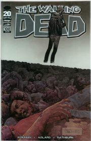 Walking Dead #100 Chrome Variant 1st App Negan 9.6 9.8 CGC It Image comic book